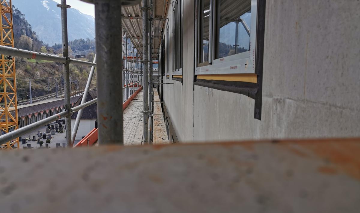 Bahnhofcity Feldkirch